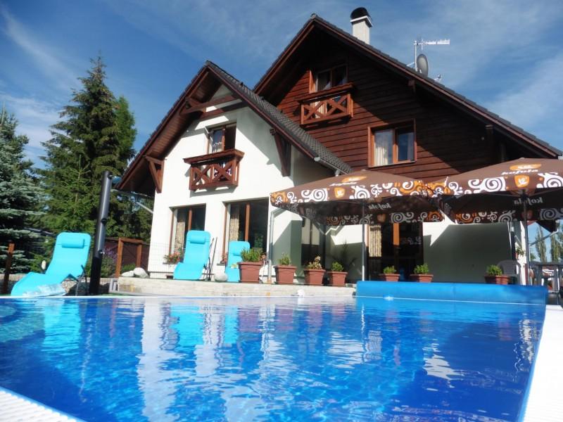 Penzión Villa FLORA #3