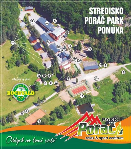Poráč Park relax & sport centrum - Chatky #10