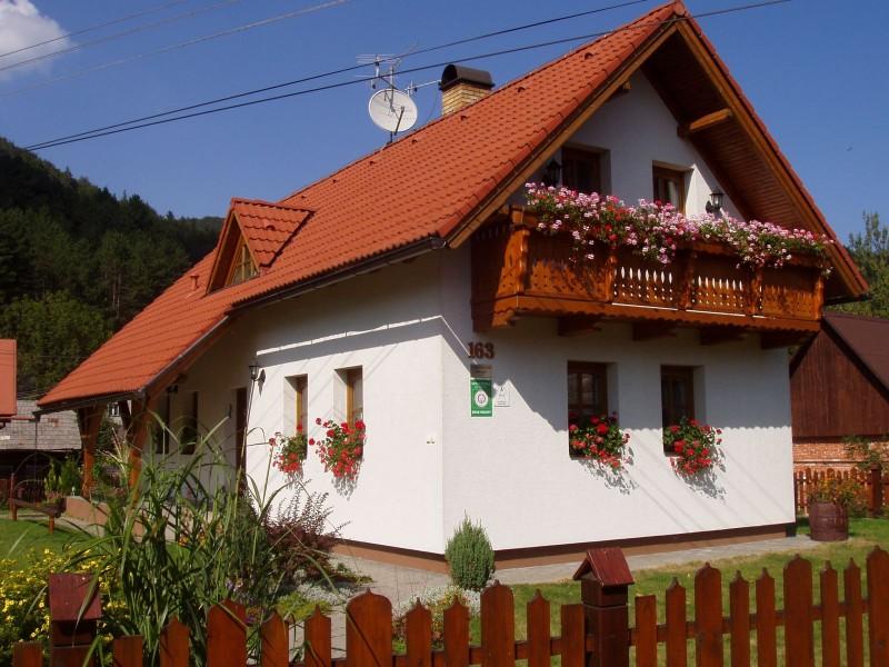 Prázdninový dom BÔRKA #1