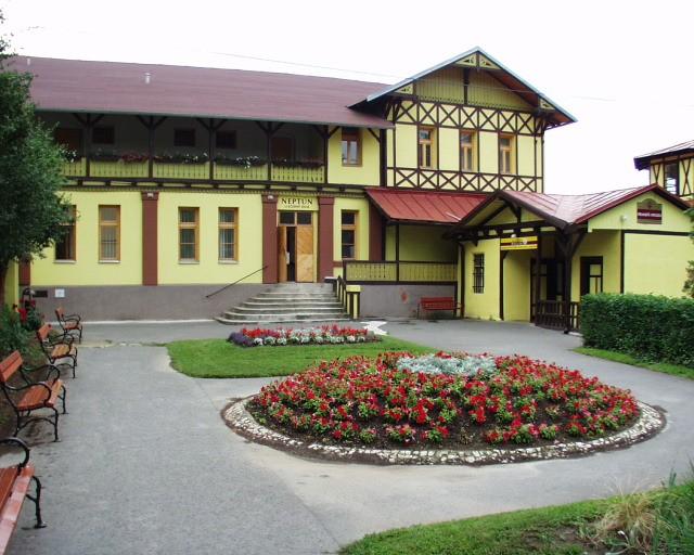 Liečebný dom NEPTÚN #1