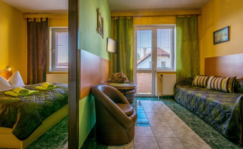 Accommodation VEVERICA #7
