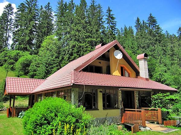 Rekreačný dom SOSNA #1