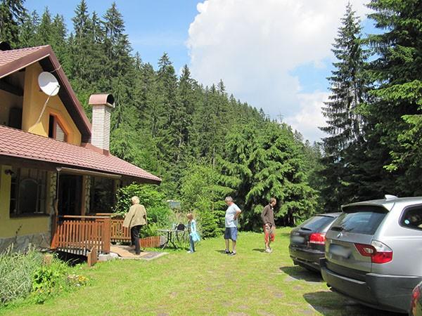 Rekreačný dom SOSNA #3