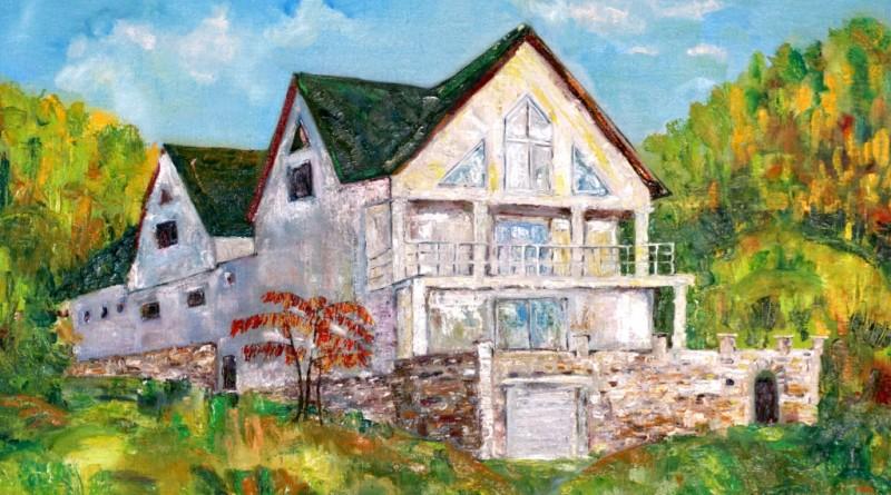 Rekreačný dom WHITE HOUSE #1