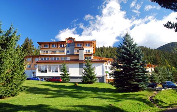 Víkendový pobyt v Nízkych Tatrách s bazénom a procedúrami #2