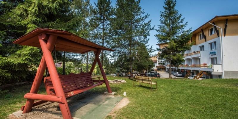 Letný rodinný pobyt v Nízkych Tatrách s bazénom a procedúrami #36