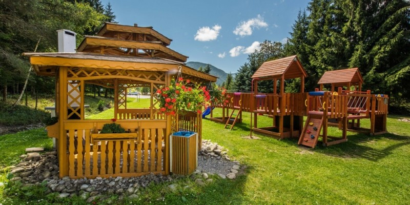 Letný rodinný pobyt v Nízkych Tatrách s bazénom a procedúrami #11