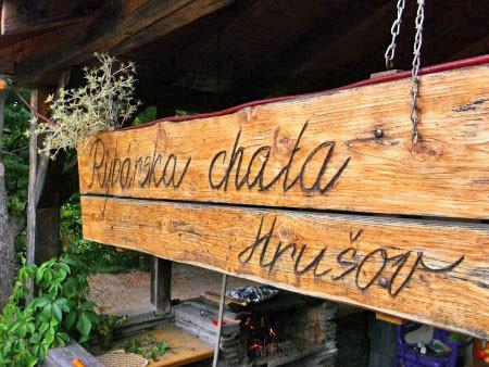 Rybárska chata HRUŠOV #5