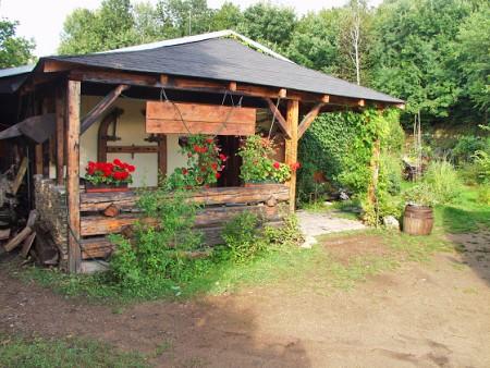 Rybárska chata HRUŠOV #34