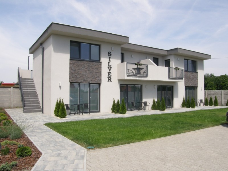 Apartmánový dom SILVER #3