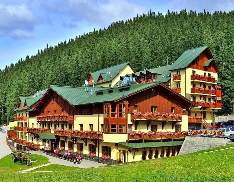 Ski & Wellness Residence DRUŽBA #1