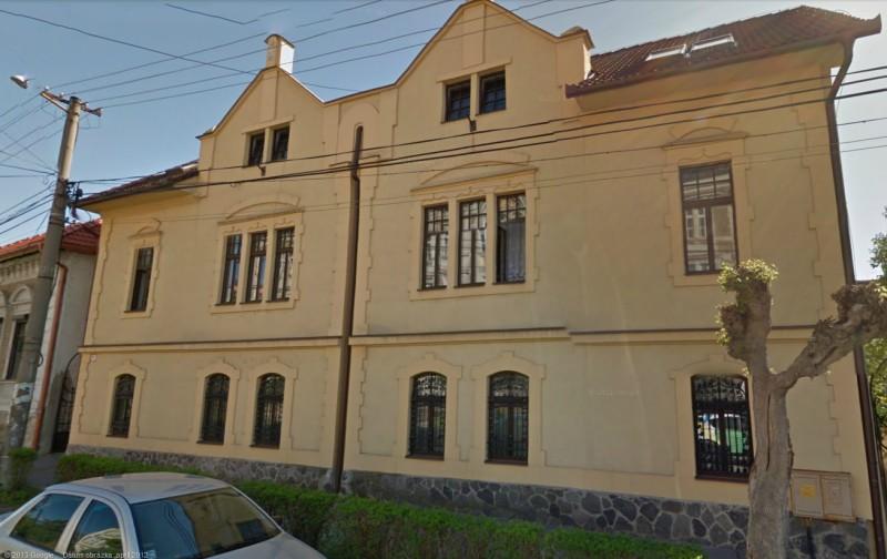 Školský internát Gymnázia M.TOMPU #1