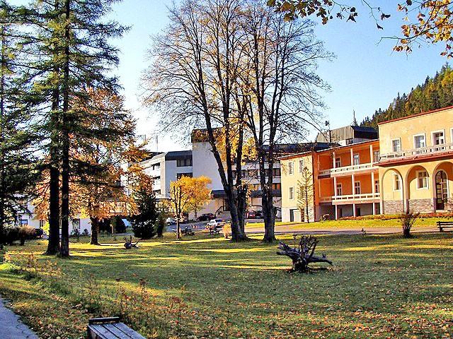 Tatranské sanatórium - Pavilón FONTÁNA #1