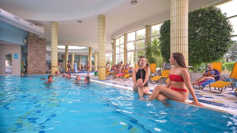 Posezónny pobyt v Thermalparku DS s procedúrami a vstupom do vonkajších a vnútorných bazénov #4