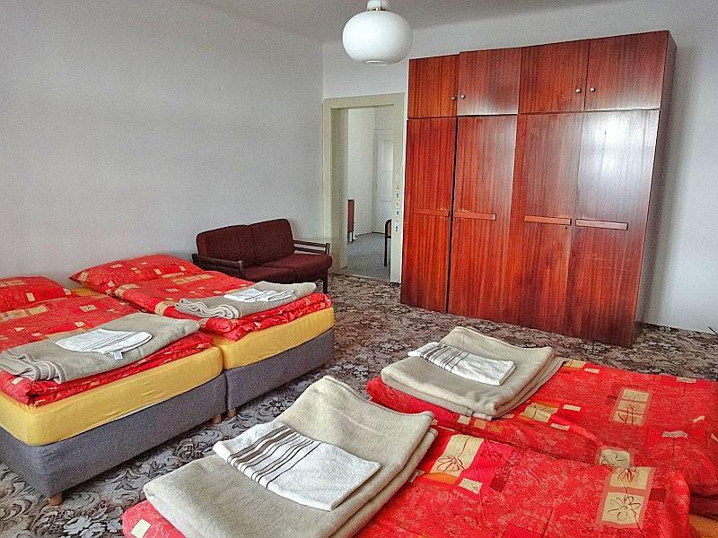 Turistická ubytovňa SHB #5