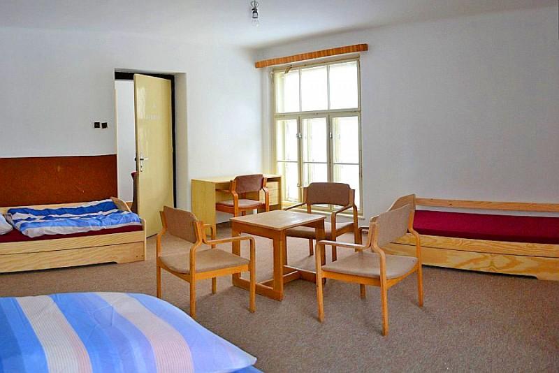 Turistická ubytovňa SHB #12