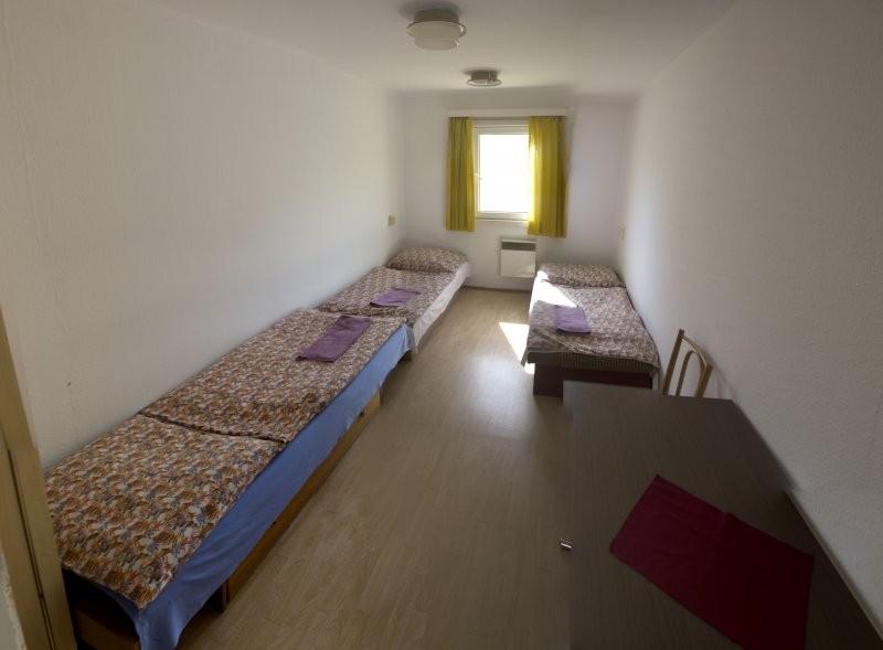 Turistická ubytovňa Termál #7