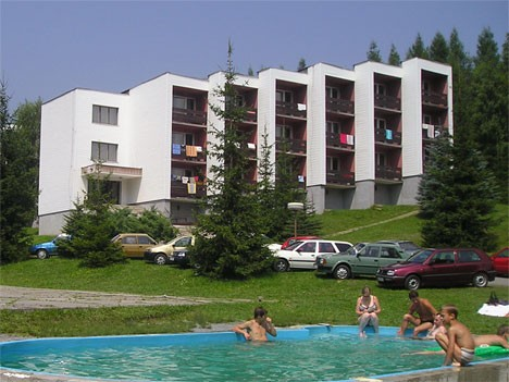 Turistický hotel TESLA #1