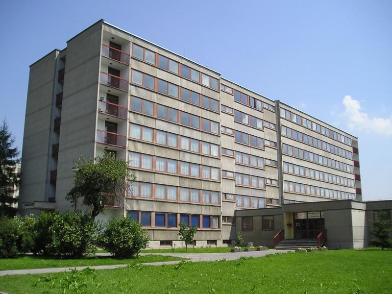 Ubytovacie zariadenie Žilinskej univerzity - IKAR  #1