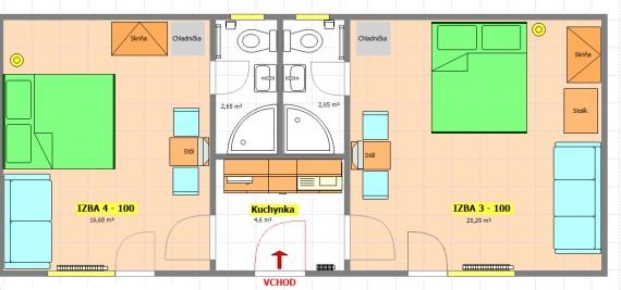 Ubytovanie v súkromí ADELA #12