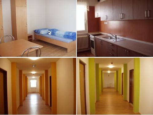 Ubytovňa JDMR #1