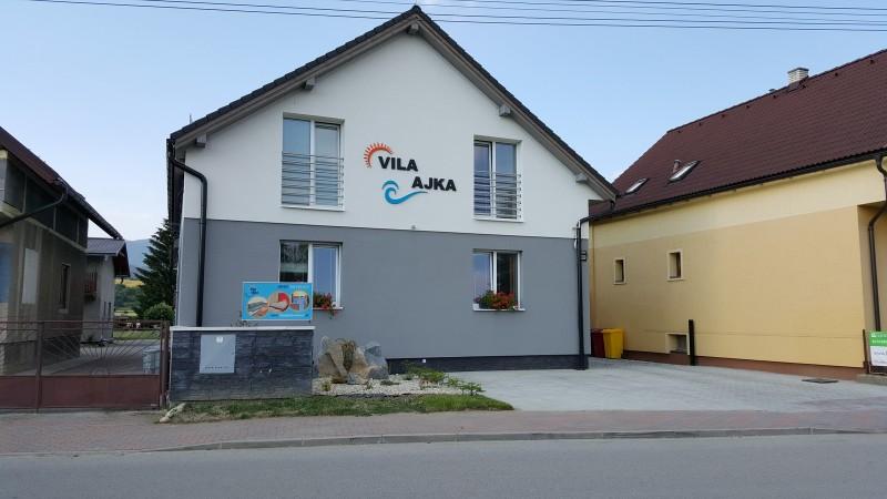 Vila Ajka Bešeňová #2