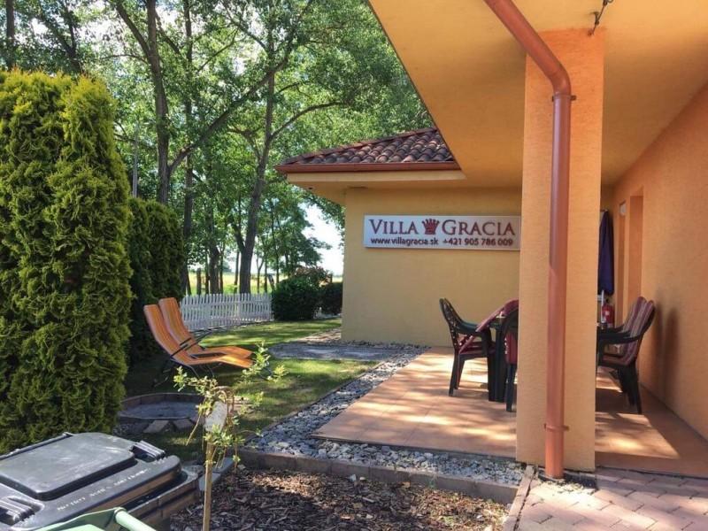 Villa GRACIA Patince #1