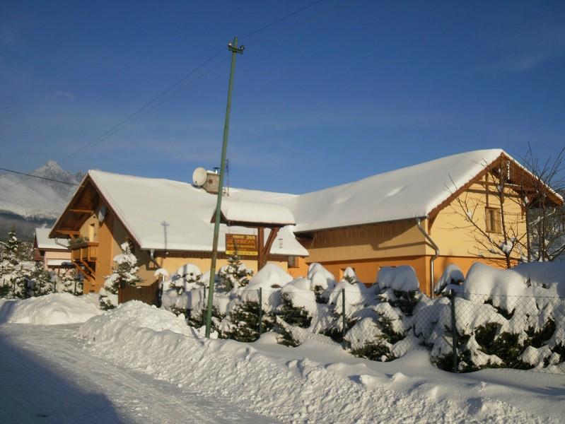 Villa JEZERČÁK #3