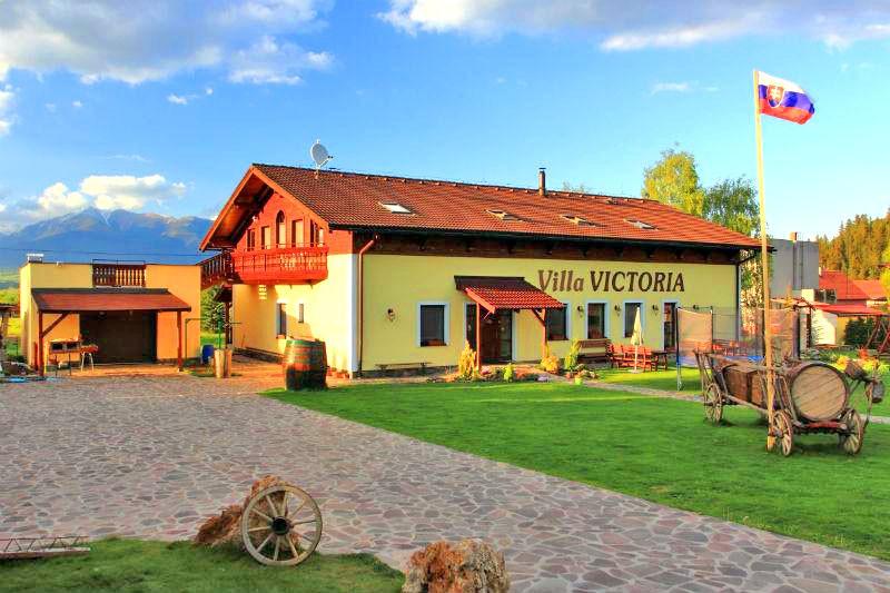 Villa VICTORIA #1