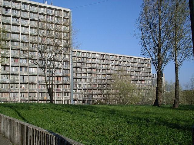 Vysokoškolské mesto Ľ. Štúra - Mlyny #1