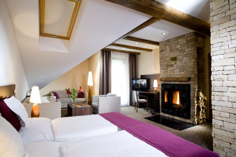 Romantic stay for two in Jasná with massage and unlimited wellness #10