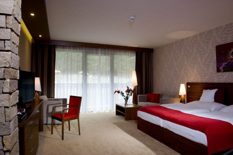 Romantic stay for two in Jasná with massage and unlimited wellness #13