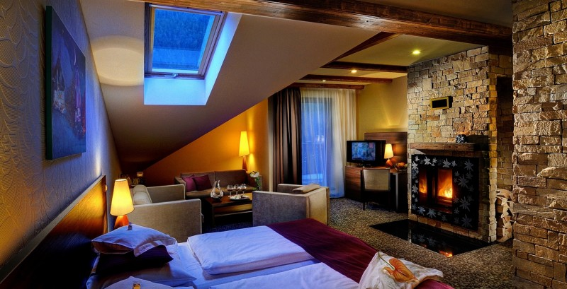 Romantic stay for two in Jasná with massage and unlimited wellness #21