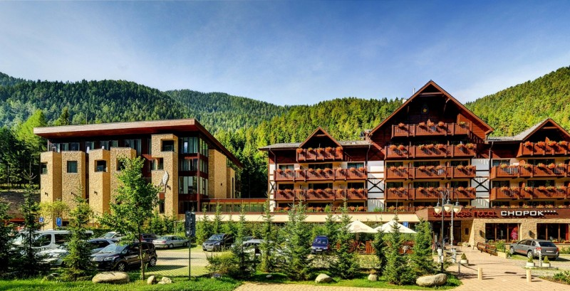 Romantic stay for two in Jasná with massage and unlimited wellness #1