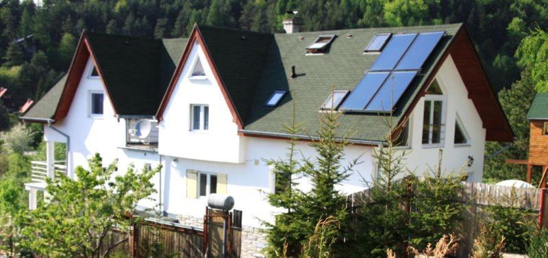 Rekreačný dom WHITE HOUSE #7