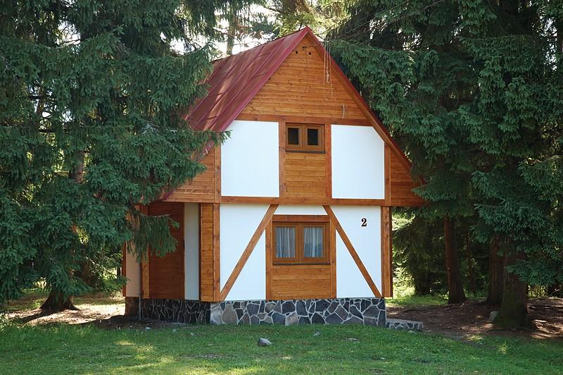 Zrubové chaty Bobrovecká dolina #7