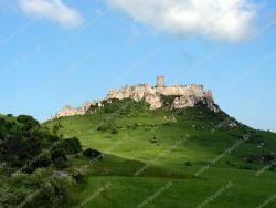 Spišský hrad Spišské Podhradie