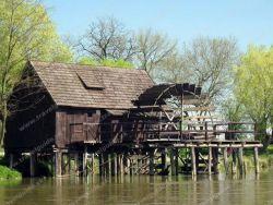 Vodný mlyn JELKA Jelka