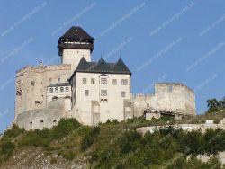 Trenčínský hrad Trenčín