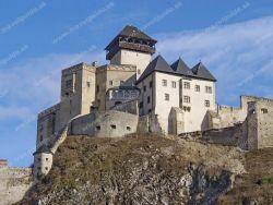 Trenčiansky hrad Trenčín
