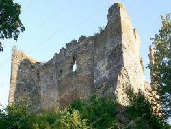 Hrad ČIČVA Vranov nad Topľou