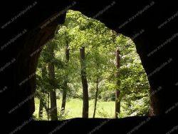 Jaskyňa Čertova Pec Radošina