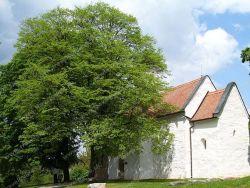 Kostolík svätého Juraja Kostoľany pod Tribečom