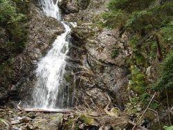 Kmeťov vodopád Podbanské