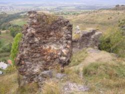 Hrad Sivý Kameň Lehota pod Vtáčnikom