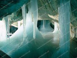 Demanovská Ledová jeskyně Demänovská Dolina