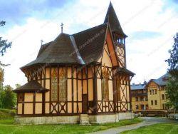 Church in Stary Smokovec Starý Smokovec