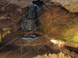 Bojnická hradní jeskyně Bojnice