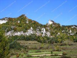 Haligovské skály Lesnica