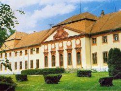 Csákyho pałac Bijacovce Bijacovce